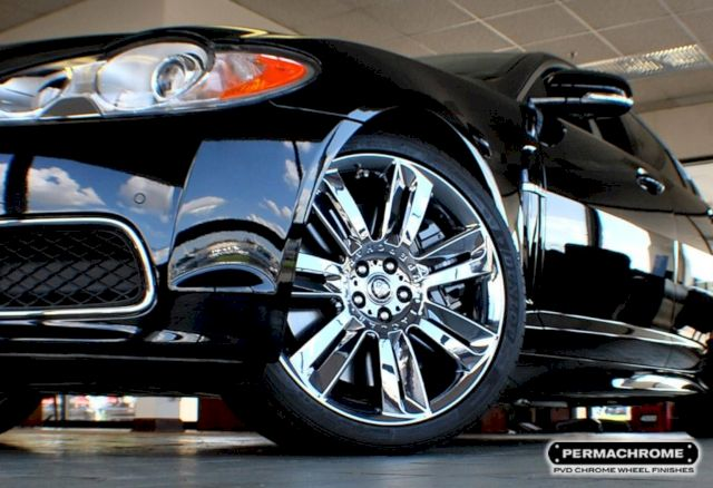 Jaguar OEM Wheels